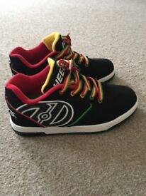 HEELYS boys shoes uk 6,eur 39