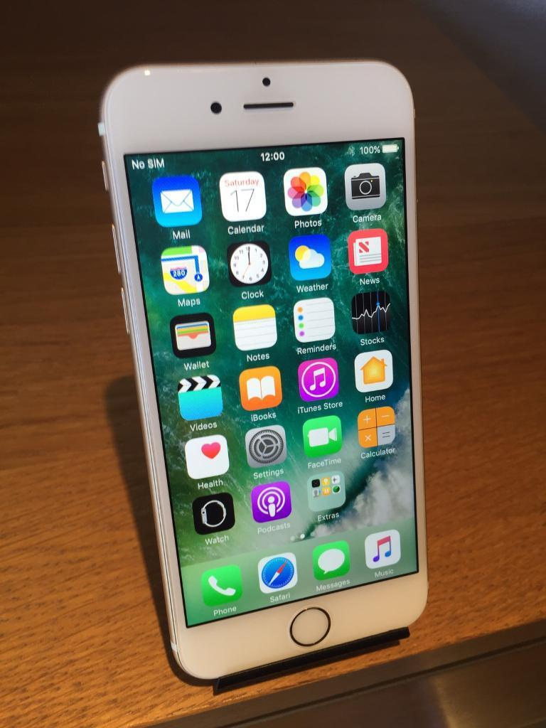 apple iphone 6 gold 16gb o2 giffgaff in barry vale of glamorgan gumtree. Black Bedroom Furniture Sets. Home Design Ideas