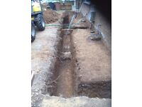 Experienced Groundworkers - Foundations / Oversite / Drainage / Slab laying / Extensions / Fencing