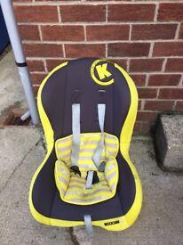 Koochi car seat 💺