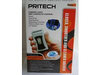 Pritech 6-Piece Smallest Men's Shaver
