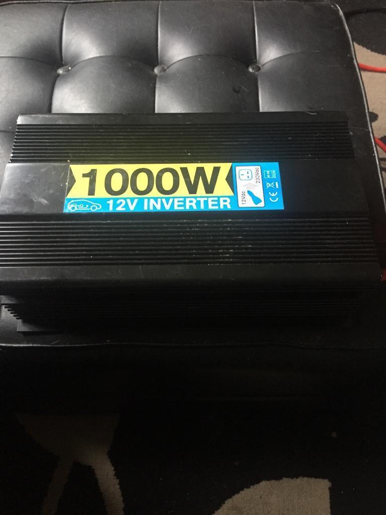 12v inverter 1000w