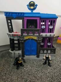 Imaginext Batman Jail