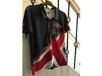 Knight sportswear polo shirt