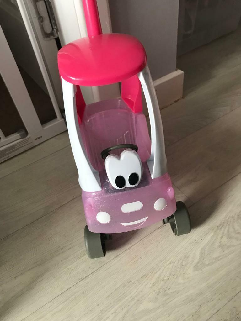 Little tikes cozy coupe for doll