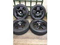 "VW 15"" Alloys 5x100"