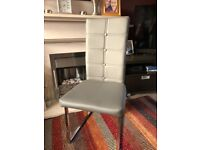 4 0r 6 Dining chairs for sale