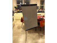 NOBO Flip Chart Board / white Board