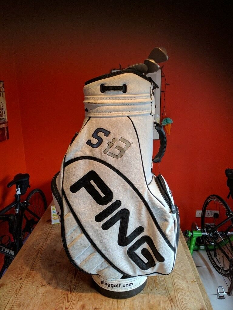 5d0be4fabe Ping golf staff bag zone london in shoreditch london gumtree JPG 768x1024 Ping  golf staff bags