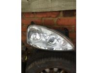 Corsa c sxi 2005 drivers side projection headlight 07594145438