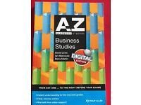 A-Z Business Studies handbook