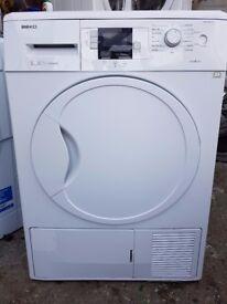 Beko 8kg condenser tumble dryer
