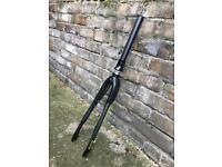 Cannondale fork carbon 1/8 large size 700c