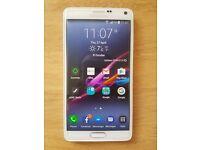 Samsung NOTE 4 White 32 Gb Unlocked