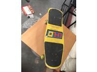 Skateboard 80's retro