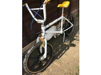 Original 1980's Raleigh Burner BMX