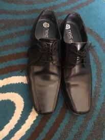 Next mens smart shoes size 8