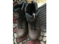 Almost new, size 11, Berghause walking boots