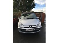 Peugeot 807 S HDI - 7 seater for sale viewing in Auchtermuchty