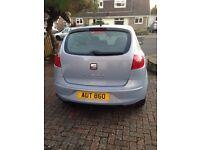 Seat Altea 04 plate, 1.9 TDI