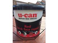 U-can repair red bricks cost £7.97
