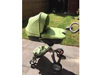 Stokke Xplory, used but in a great condition