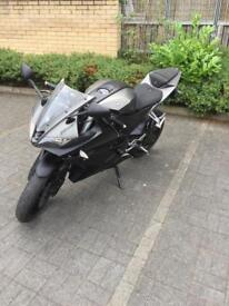 Yamaha Yzf R125 2015 with lots of stars