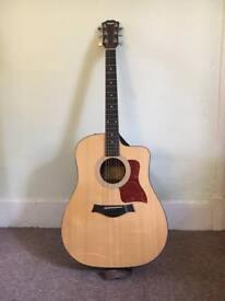 Taylor 110ce - Electro Acoustic Guitar