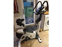Reebok B5.7e exercise bike. Fully programmable, gym quality