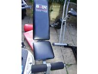 Exercise / weight / fitness bench, great condition