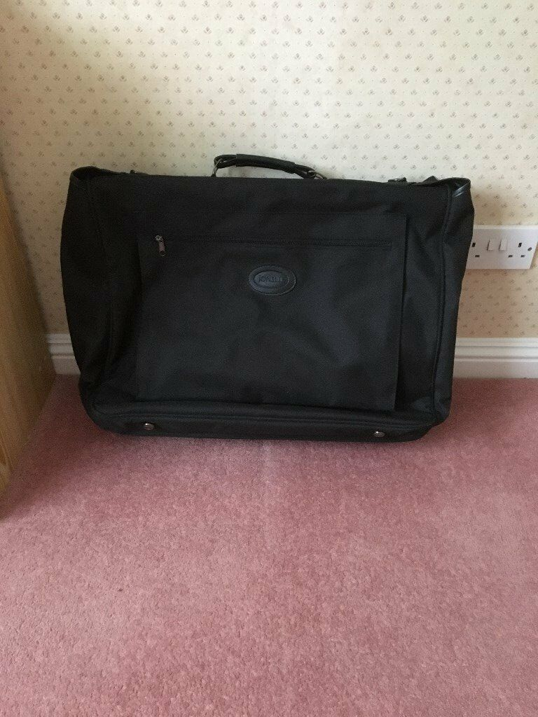 Jonelle (John Lewis)garment/ suit/dress/ clothes carrier - used only once