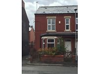 LARGE 4 bed FAMILY Property, NEWLY REFURBISHED, DSS welcome