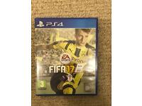 FIFA 2017 PlayStation 4 console game