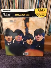 The Beatles for sale DeAgostini lp