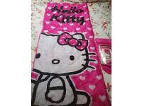 Sleeping bag hello kitty