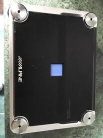 Alpine plz-4.150 amp