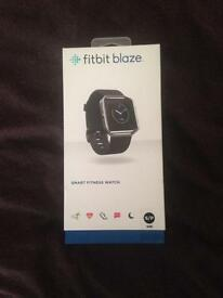 Brand new sealed Fitbit Blaze Smart Fitness Watch