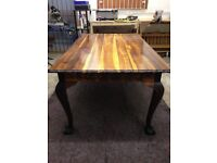 Vintage Oak Dining Table - Reconditioned