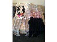 Ex quality & condition age10/11 clothes bundle