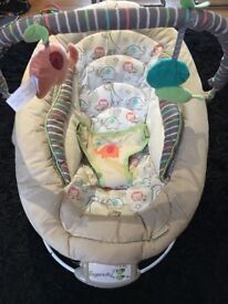 Baby bouncer- like new