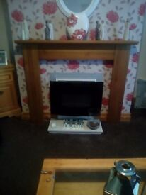 For sale fire surround . loving looking .