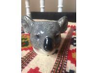 Quail koala egg cup