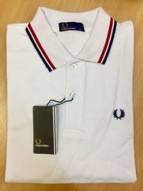 Wholesale & Retail - very good quality Fred perry polo T-Shirt ( Short sleeves )