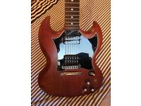 Gibson SG Special in Faded Cherry