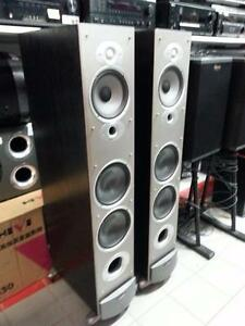 Polk Audio Tower Speakers. We Sell Used Speakers! (#43429) CH61463