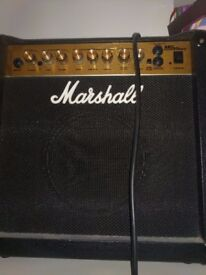 Marshall MG15DFX Guitar Amplifier. Great condition