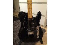 Fender Modern Player Telecaster - Charcoal Transparent