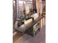 Steton T.50 spindle moulder with a steff 2034 feeder 3 phase