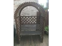 Garden Arbour Bench/Seat