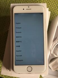 iPhone 6 16Gb - Excellent Condition Comes with charger and lead